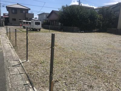 【外観】南沖洲5丁目土地奥(No.24)