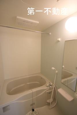 【浴室】ウィルヴェスティージ 伍番館