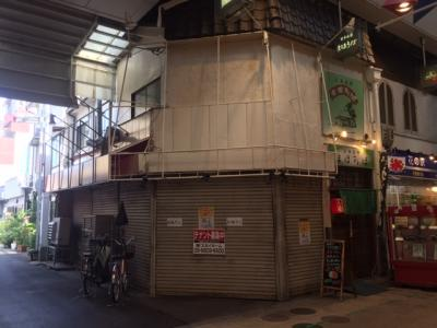 【その他】駒川4丁目角店舗
