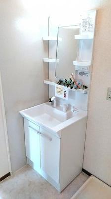 【独立洗面台】ウィルモア フジタ A棟