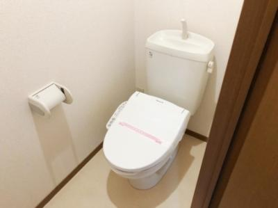 【トイレ】ウィルモア フジタ A棟