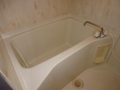 【浴室】レインボーハイツB