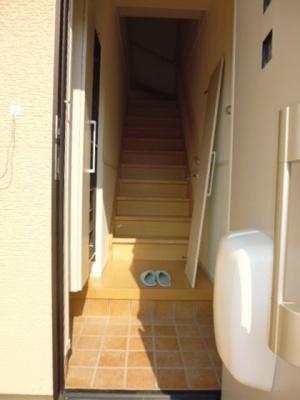【玄関】サンモールⅡ