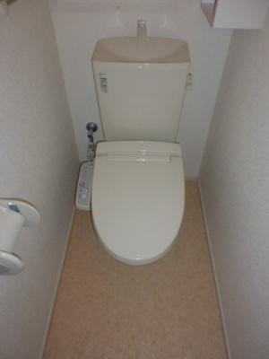 【トイレ】サンモールⅡ