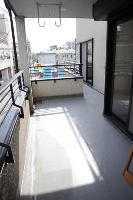 【バルコニー】中道通4丁目貸家