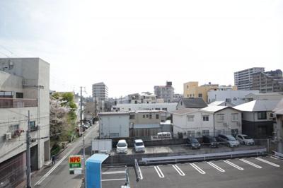 【展望】中道通4丁目貸家