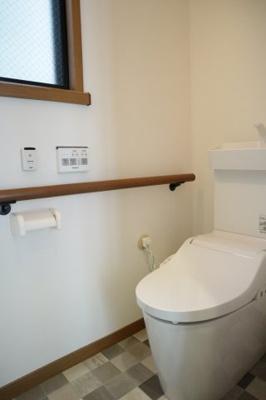 【トイレ】中道通4丁目貸家
