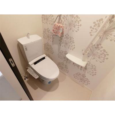 ピアグレースのトイレ
