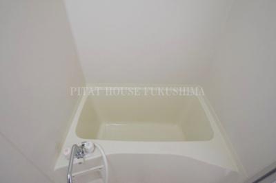 【浴室】プレジール福島