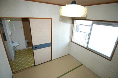 写真はA201号室です。