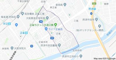 【地図】ペリドットⅡ
