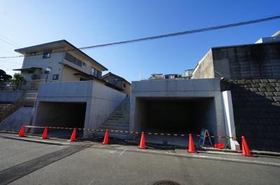 【外観】保土ヶ谷区桜ケ丘2丁目全2棟 新築戸建【成約】
