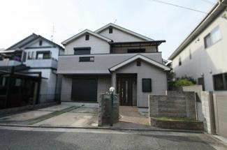 堺市西区上野芝向ヶ丘町 中古一戸建て 間口の大きな立派なお家です
