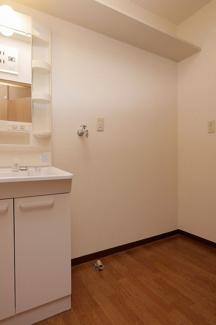 室内洗濯機置場 フィールドエッヂD101
