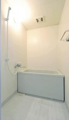 【浴室】コーポ長府