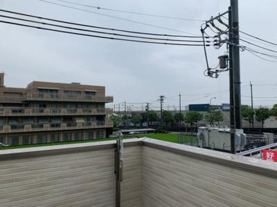 【展望】大津市見世1丁目14 新築分譲地