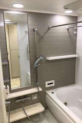 【浴室】ジオ釣鐘町