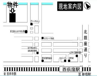 フェリスクラリティーの地図