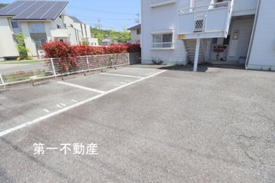 【駐車場】フェリスハイツ