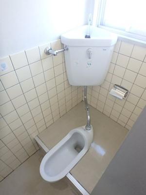 【トイレ】二美ビル(北寺島町)