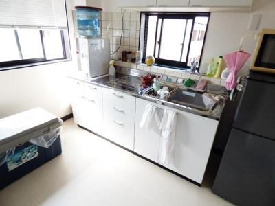 【キッチン】上島6丁目貸事務所