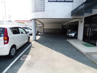 【駐車場】上島6丁目貸事務所