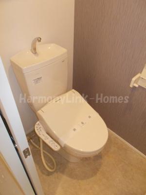 レジデンス赤羽のトイレです