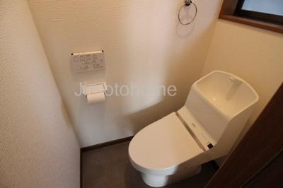 【トイレ】田中3丁目戸建