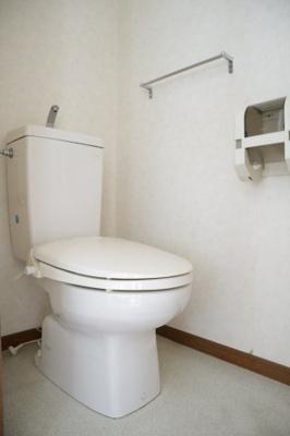 【トイレ】ウエストコート1番館