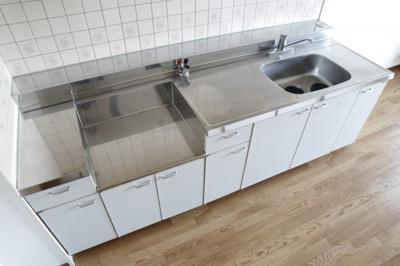 【キッチン】サンリッジ湊川