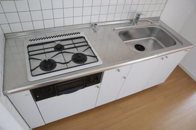 【キッチン】ウエストリッジ