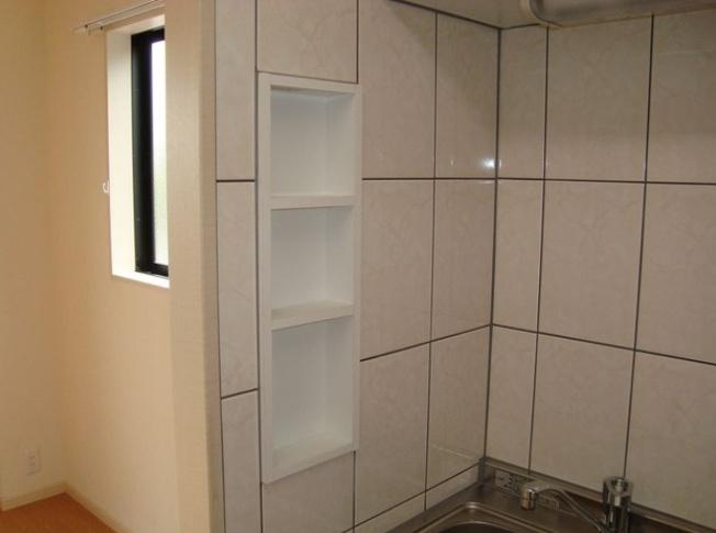 キッチン・調味料棚
