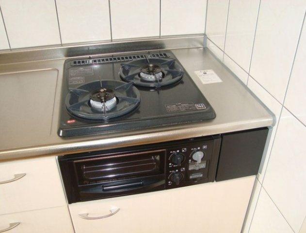 【キッチン】フラワーハウス