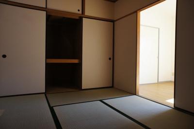 【寝室】メゾンメリオール
