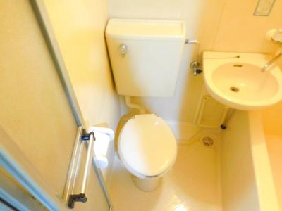 【トイレ】川西エンビィハイツ