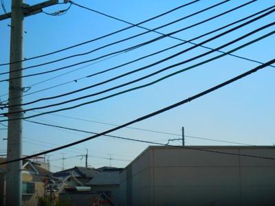 【展望】川西エンビィハイツ