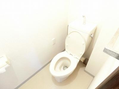 【トイレ】グレース美堀