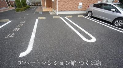 【駐車場】パルディーノ壱番館