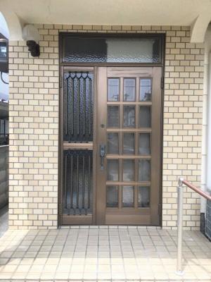 【玄関】神戸市西区大津和2丁目 中古戸建