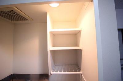 ★キッチン収納スペース★