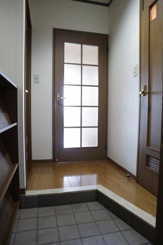 【玄関】エクレール藤