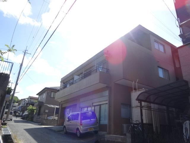 サンパレス(グッドホーム) 神戸電鉄花山駅まで徒歩1分!