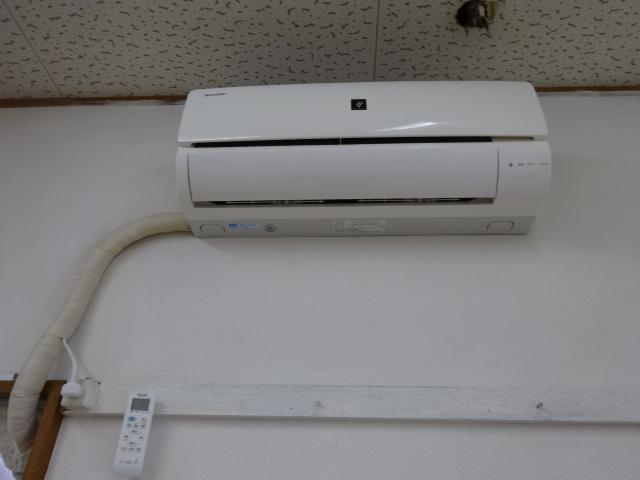 エアコン2台付 サンパレス(グッドホーム) 神戸電鉄花山駅まで徒歩1分!
