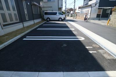 【駐車場】B-side