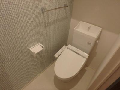 【トイレ】ララソフィアA棟
