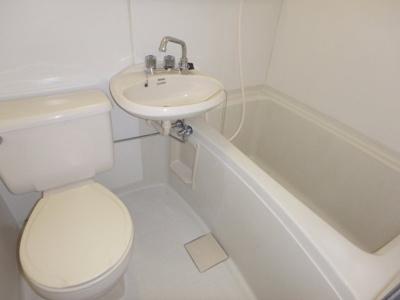 【浴室】西加瀬ハイツ