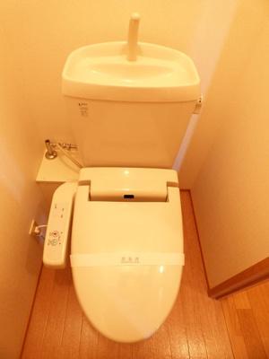 【トイレ】リヴエールあけぼの