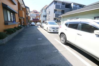 【駐車場】セゾン・ドミール