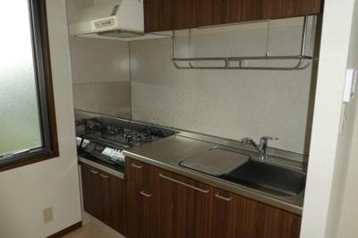 【キッチン】緑の館C