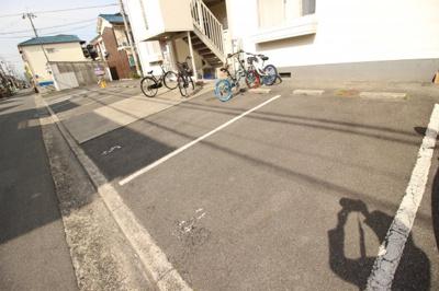 【駐車場】パルコート林Ⅱ